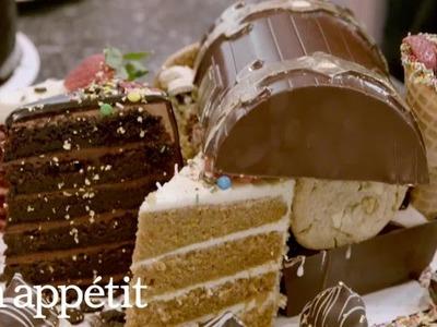 How Caesars Palace Makes the Most Insane Dessert on the Vegas Strip