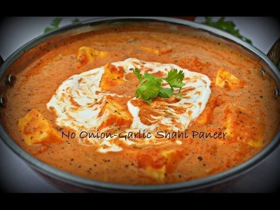 How to make Shahi Paneer Recipe-No Onion No Garlic