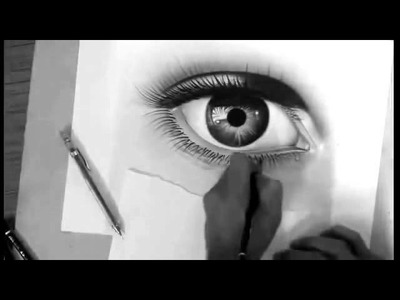 Drawing pencil 3d | 3d drawing using pencil and paper
