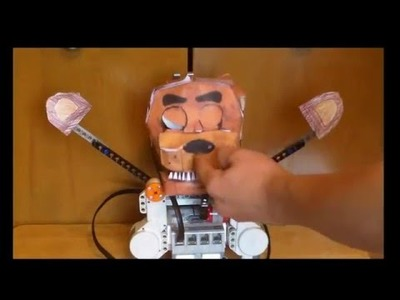 How to Make a Freddy Head