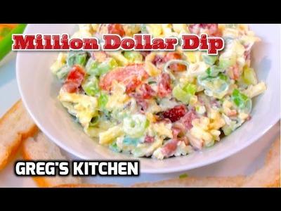 HOW TO MAKE MILLION DOLLAR DIP - Greg's Kitchen