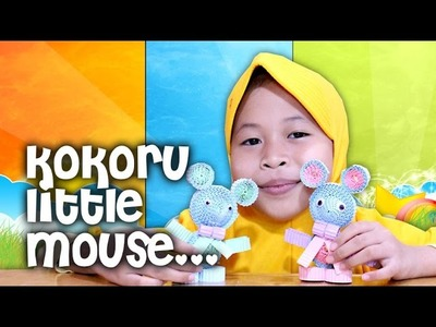 How To Make Mouse ❤ Kokoru Paper ❤ Bagus Banget