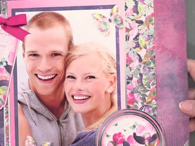 Hunkydory A Touch of Shimmer - Paper Wishes Weekly Webisodes