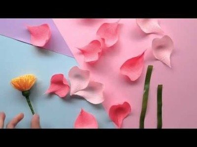 Papetal - Introduction to Paper Flowers - ATTACHMENT