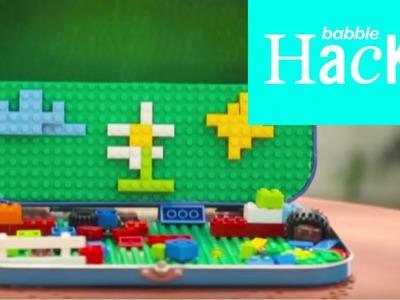 DIY Lego Kit | Summer Survival Hacks | Babble Hacks