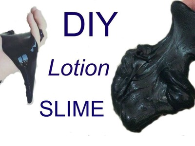 DIY Soft Lotion slime |Without Borax, liquid strach , laundery detergent