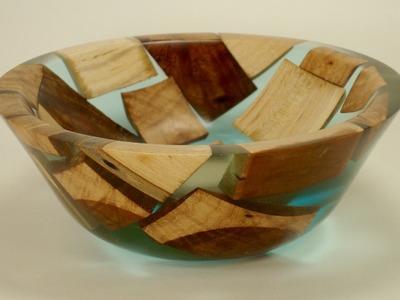 Wood & Resin Blanks DIY