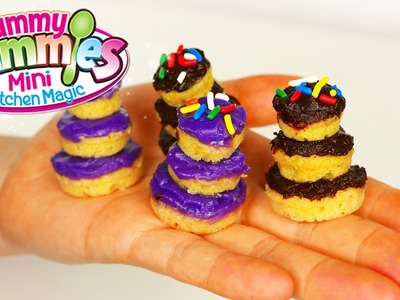Yummy Nummy Birthday Mini Cake DIY Kit for Kids