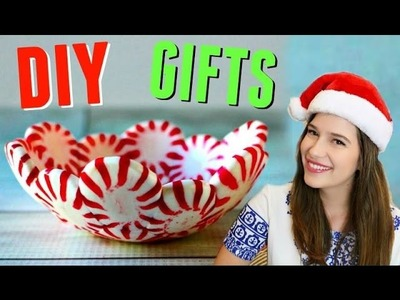 DIY Christmas Gift Ideas!!! - CHEAP & EASY!
