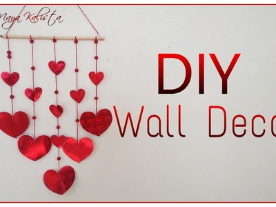 DIY Crafts: DIY wall Decor for teenagers - Girls Living room decoration ideas!