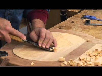 Guitar Making - Excerpt from Making a Guitar Workboard