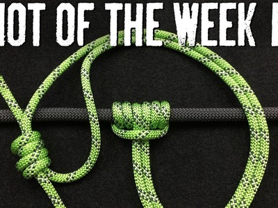 How to Ascend a Rope Easily With the Prusik Knot - ITS Knot of the Week HD