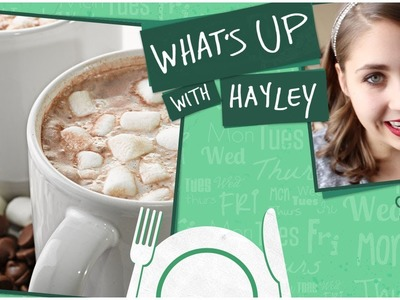 How To Make Hot Chocolate From Scratch - What's Up With Hayley