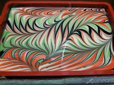 Modified Tiawan Swirl.  By (Misty Springs Bath and Body LLC )