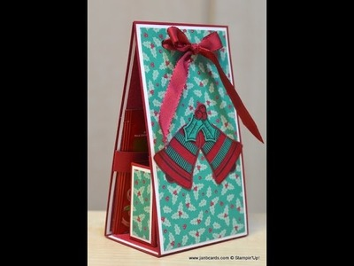 No.227 - Judi's Sweet Treat Box - JanB UK Stampin' Up! Demonstrator Independent