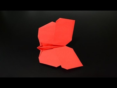 Origami: Butterfly V2 (Jo Nakashima) - Instructions in English (BR)