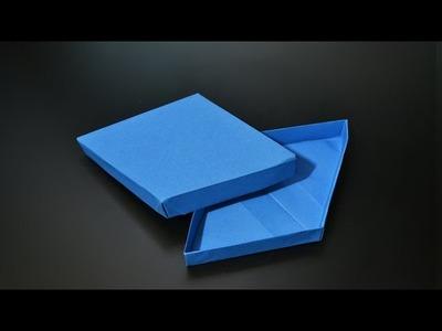 Origami: Diamond Box - Instructions in English (BR)