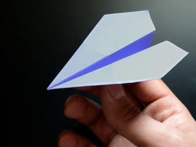 Origami: Mini Paper Airplane