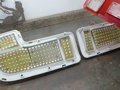 Part 42: LED Tail Light Conversion, Part 2 - My 76 Mazda RX-5 Cosmo Restoration