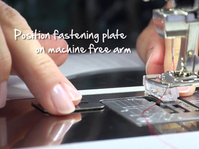 Tutorial: how to do perfect hemstitching with the spanish hemstitch attachment no. 47