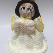 Crochet Pattern Angel Angie Amigurumi Pdf