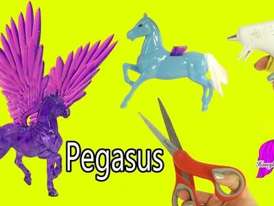 DIY Breyer Horse Crazy Suncatcher Stablemates Pegasus Custom Do It Yourself