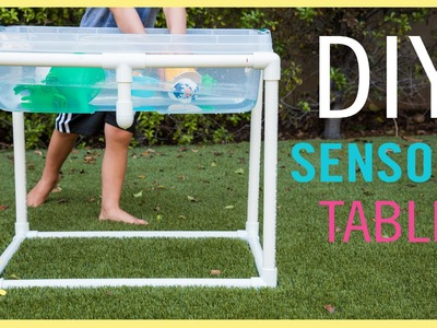 DIY | DIY Water Table (Perfect for Summer!)
