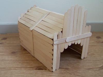 DIY Guinea Pig House + Bonus Project