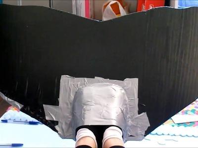 DIY Silicone Mermaid Tail Tutorial #2 - Monofin