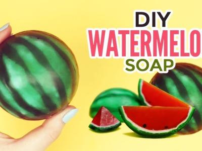 DIY: Watermelon Soap