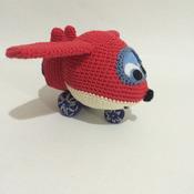 Crochet Pattern Super Wings Jet Amigurumi Pdf