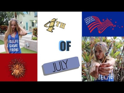 4th of July Outfit Ideas + DIY Treats I Kaelyn Pannier