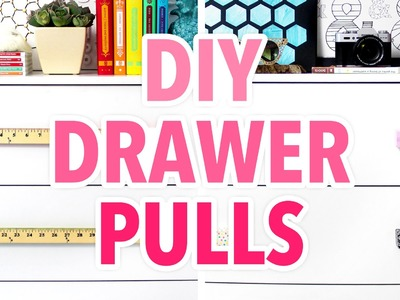 5 DIY Drawer Pulls to Dress Up Any Dresser - HGTV Handmade
