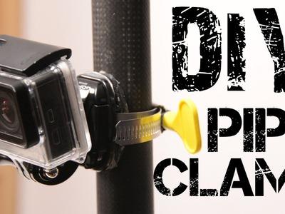 Best DIY GoPro Mount | DIY Pipe Clamp Mount