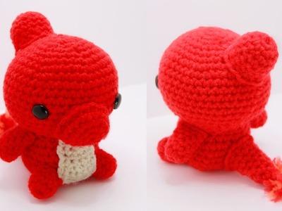 Charmeleon Amigurumi Crochet Tutorial