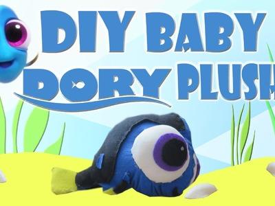 DIY Baby Dory Plush