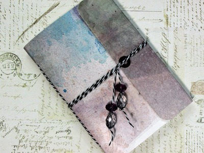 Quick & Easy DIY Art Journal