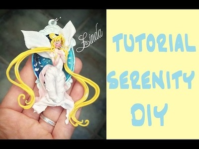 Tutorial. Serenity. DIY. POLIMERCLAY