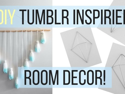 DIY SUMMER ROOM DECOR!
