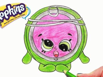 "How to Draw Shopkins Season 5 ""Yolanda Yo-Yo"" Limited Edition Step By Step Easy | Toy Caboodle"