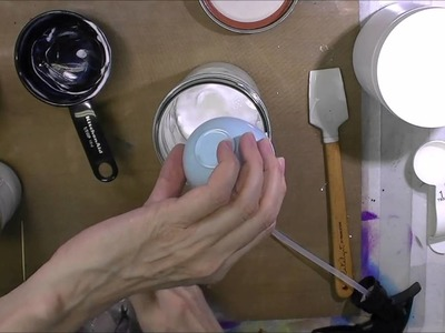 How to make Clear Gesso