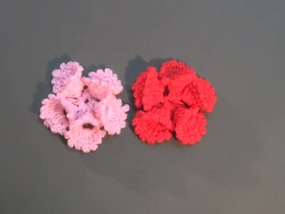 How To Make Easy Flower In Crochet At Home | How To Crochet a Flower Step By Step