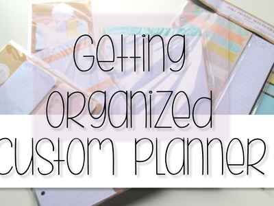 How to Organize Your Life -  Planner Haul and Organization | Nikki Egdamin