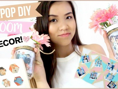 KPOP DIY ROOM DECOR Must Try!! | OnlyKelly
