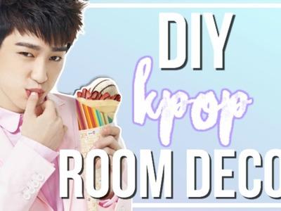 DIY K-Pop Room Decor | BTS, EXO, GOT7, & More!