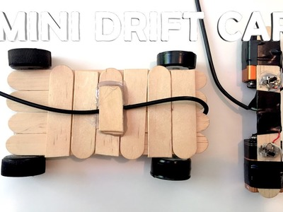 How To Make a Remote Controlled Drift Car