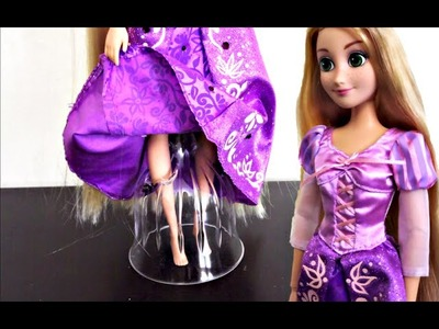 How to Make an Easy Doll Stand