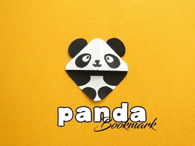 How to Make : Panda Bookmark (Kung Fu Panda)