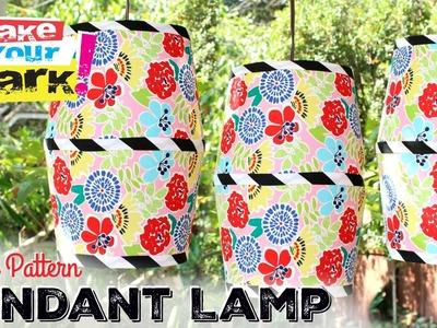 How to: Pendant Lamp DIY