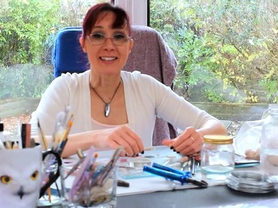 How to Sculpt Hands on an Armature   Renata Jansen